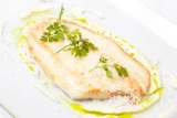 Lemon Sole with Parmesan